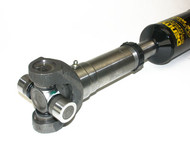 F250-2.5R Spline and Slip Driveshaft 1310 series fits between REAR diff and transfer case 1960 to 1977 Ford F250 4x4