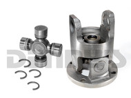 """6653305CV Double Cardan CV Head assembly INSIDE """"C"""" Clip GM 3R series with NON GREASEABLE U-Joints"""