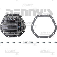 Dana Spicer 10023536 Nodular Iron Differential COVER and GASKET fits Dana 44