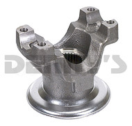 Neapco N2-4-FD02X PINION YOKE 1330 Series 28 splines 4 inches tall fits Ford 9 inch rear end 3.625 x 1.062 u-joint