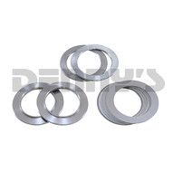 SS12 Super Carrier SHIM KIT for diff side bearings fits Ford 8.8 inch rear up to 2014