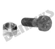 Dana Spicer 36326-2 Spindle Stud Bolt and Nut 3/8 - 24
