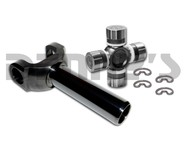SONNAX T3-3-4281HP FORGED CROMOLY Transmission Slip yoke for GM 700R,  4L60, 4L65, 4L70 1350 Series 27 spline - FREE 5-1350X U-Joint installed and FREE SHIPPING