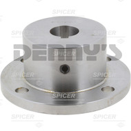 DANA SPICER 3-1-1013-1 Companion Flange 1350/1410 Series Fits 1 inch Round Shaft with .250 KEY