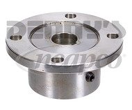 Neapco N3-1-1013-1 Companion Flange 1350/1410 Series fits 1 inch Round Shaft with .250 KEY