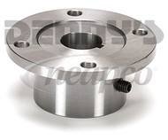NEAPCO N3-1-1013-3 Companion Flange 1350/1410 Series Fits 1.250 inch Round Shaft with .250 KEY