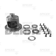 Dana Spicer 707097X Trac Lok Posi DIFF CARRIER LOADED CASE fits 4.56 ratio and UP fits 1.31-30 spline axles 1969 to 2001 FORD Van E250, E350 and 1974 to 1986 Ford Pickups F250, F350 Dana 60 Full Float REAR