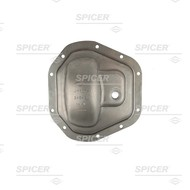 Dana Spicer 47707-1 Steel Differential COVER Kit fits Ford F250, F350 Dana 50 front 1999 to 2002