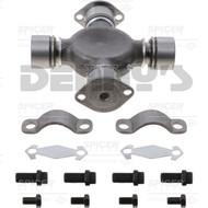 Spicer SELECT 25-676X Universal Joint 1810 Series fits HALF ROUND Driveshaft yoke