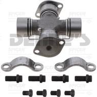 Spicer SELECT 25-675X Universal Joint 1710 Series fits HALF ROUND Driveshaft yoke