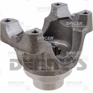 Dana Spicer 3-4-6901-1 End Yoke 1.500-10 spline 1480 series strap and bolt style fits Midship Stub Spline for use in 2 piece driveshafts with center support bearing