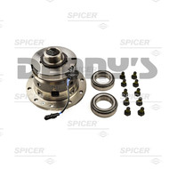 Dana Spicer 2007503 E Locker Differential complete with actuator, ring gear bolts and bearings fits 2007 to 2018 Jeep JK Dana 44 FRONT