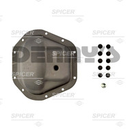 Dana Spicer 2011159 Diff Cover fits Dana 60 front 1979 to 1993 Dodge W200, W300 Fill plug hole 0.480 in. below center
