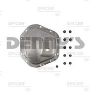 Dana Spicer 2014220 Diff Cover fits Dana 60, 61 fill plug hole .980 below center