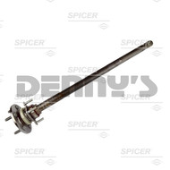Dana Spicer 2004785-3 RIGHT Rear Axle Shaft 32 splines with Bearing fits 2007 to 2018 Jeep Wrangler JK Dana 44 REAR with ELECTRIC LOCK Diff
