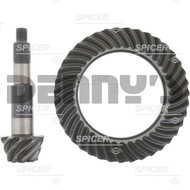 Dana Spicer 84676 Ring and Pinion Gear Set 4.88 ratio fits Ultimate Dana 60 FRONT Reverse Rotation Gears for HIGH PINION FRONT