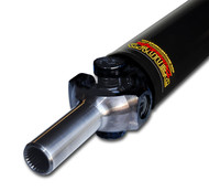 NR-3.5 Denny's Nitrous Ready Driveshaft 1350 series 3.5 inch tube diameter designed and built for high powered high rpm street car and race car applications