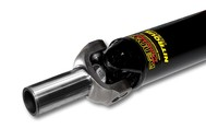NR-3.5 Denny's Nitrous Ready Driveshaft 1350 series 3.5 inch tube diameter designed and built for high powered high rpm Mopar Dodge Plymouth street car and race car applications