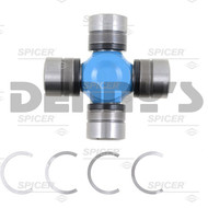 Dana Spicer SPL55-1480XC Performance U-Joint BLUE Coated NON Greaseable fits Dana 50 and Dana 60 front axle shafts Optional choice for SPL55-3X applications