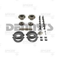 Dana Spicer 707435X Dana 60 TRAC LOK DIFF SPIDER GEAR and Posi Clutch Plate Kit 1.5 - 35 spline fits 1997 to 2014 FORD Van E250, E350 Dana 60 REAR Open differential with Semi Float Axles