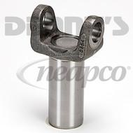 Neapco N2-3-10431X transmission slip yoke 1310 series short barrel with counterbore fits 32 spline GM transmissions T400, 4L80, 4L85, 6L80, Muncie, Richmond, Borg Warner