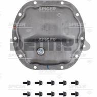 Dana Spicer 707486X Diff COVER kit for Dana 30 front stamped steel OEM fits Jeep JK, WJ