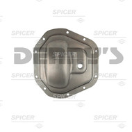 Dana Spicer 2016946 Diff Cover stamped steel for 1999 to 2015 Ford Dana 60 front replaces OE Part Numbers DC3Z-4033-A, DC34-4033-CA