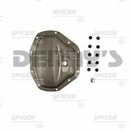 Dana Spicer 708151 Diff Cover Dana 80 rear has fill plug 0.271 below axle centerline